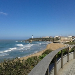 Ocean > Photo sur Biarritz de Chou-and-Chou