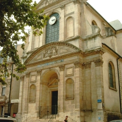 Temple protestant de Nancy