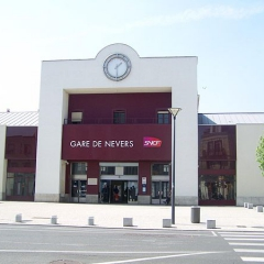Gare de Nevers