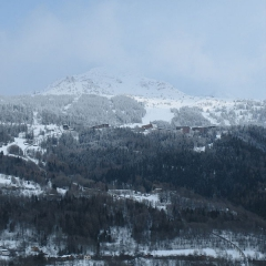 Funiculaire Les Arcs' express