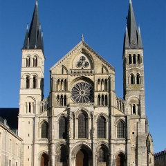 Basilique Saint-Remi de Reims