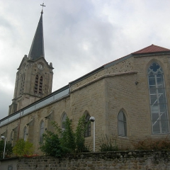 Église Saint-Laurent (Villars)