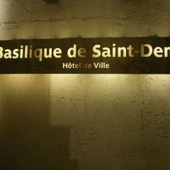 Basilique de Saint-Denis (métro de Paris)