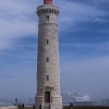 Le phare du môle Saint-Louis.