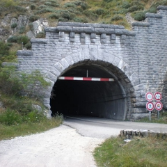 Tunnel du Roux