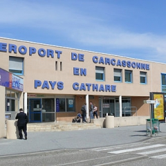 Aéroport de Carcassonne Salvaza