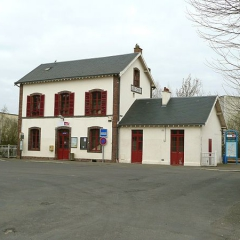 Gare d'Illiers-Combray
