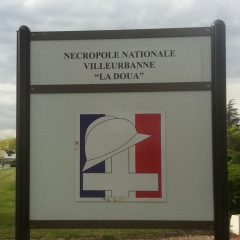 Nécropole nationale de la Doua
