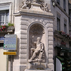 Fontaine du Doubs