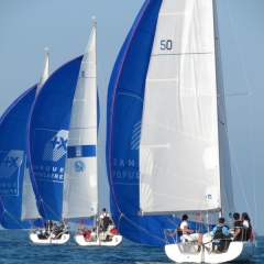 Championnats de France > Photo sur Antibes de Nico34